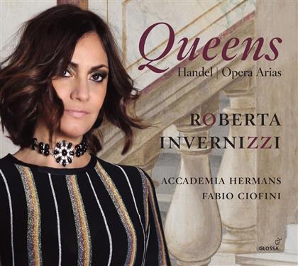 Georg Friedrich Händel (1685-1759), Fabio Ciofini, Roberta Invernizzi & Accademia Hermans - Queens - Opera Arias