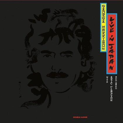 George Harrison - Live In Japan (2 LPs + Digital Copy)