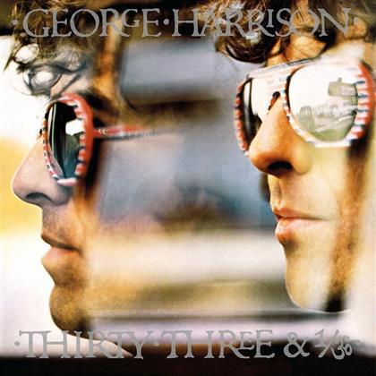 George Harrison - Thirty Three & 1/3 (LP + Digital Copy)