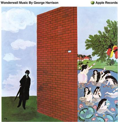 George Harrison - Wonderwall Music (LP + Digital Copy)