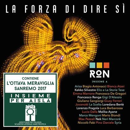 Ron - La Forza Di Dire Si (Sanremo Edition, 2 CDs)
