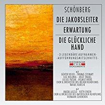 Günter Reich, Thomas Stewart (Bariton), Josef Traxel, Magda Laszlo, Arnold Schönberg (1874-1951), … - Die Jakobsleiter/Erwartung/Die Glückliche Hand (2 CDs)