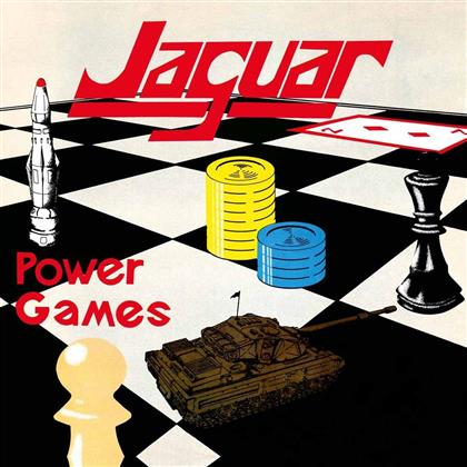 Jaguar - Power Games (LP)