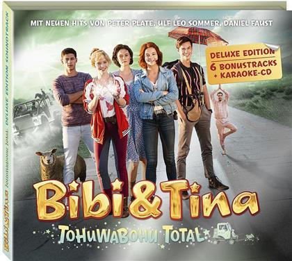 Bibi Und Tina - Tohuwabohu Total (Deluxe Edition, 2 CDs)