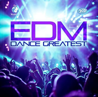 Edm Dance Greatest (2 CDs)
