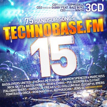 Technobase.Fm - Vol. 15 (3 CDs)