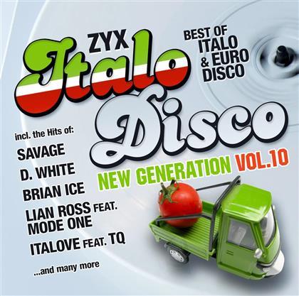 Zyx Italo Disco New Generation - Vol.10 (2 CDs)