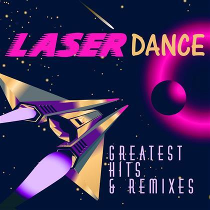 Laserdance - Greatest Hits & Remixes (LP)