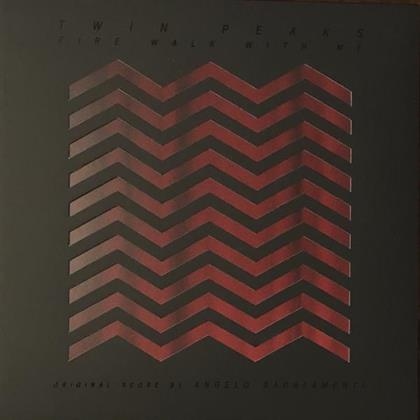 Twin Peaks - Fire Walk With Me & Angelo Badalamenti - OST - Gatefold (2 LPs)