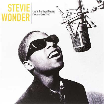 Stevie Wonder - Live At The Regal Theater Chicago June 1962 (LP)