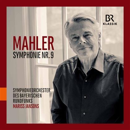 Gustav Mahler (1860-1911), Mariss Jansons & Symphonieorchester des Bayerischen Rundfunks - Symphonie Nr. 9