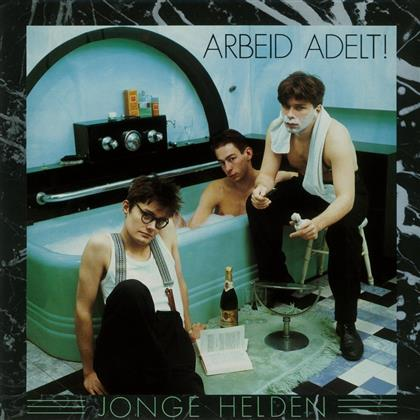 Arbeid Adelt - Jonge Helden - Music On Vinyl (LP)