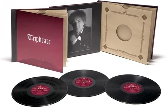 Bob Dylan - Triplicate - Limited Deluxe Edition, Numbered (3 LPs)