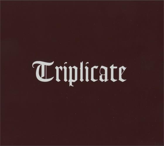 Bob Dylan - Triplicate (3 CDs)