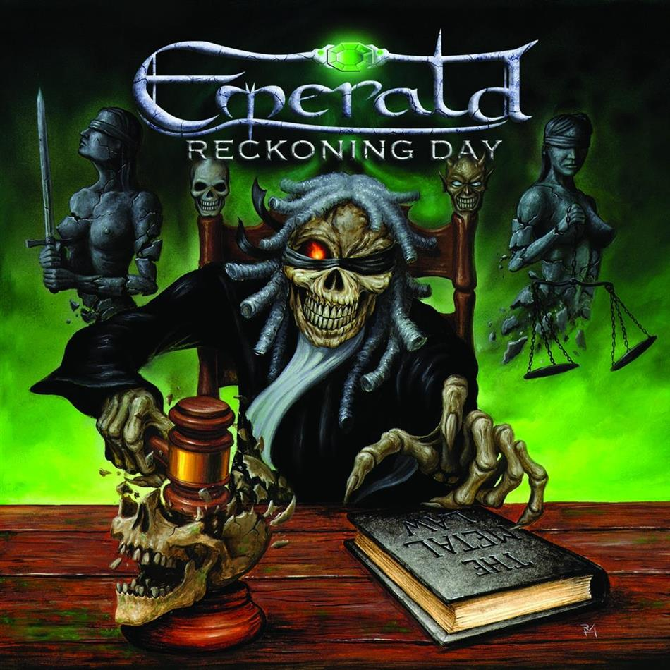 Emerald - Reckoning Day (Limited Edition)