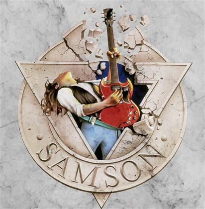 Samson - The Polydor Years (3 CDs)