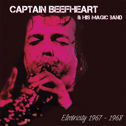 Captain Beefheart & The Magic Band - Electricity 1967-1968