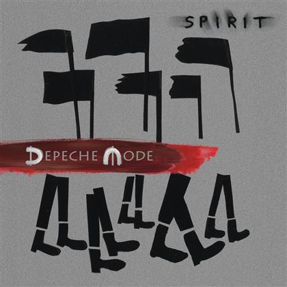 Depeche Mode - Spirit - 12 Inch Vinyl Sleeve-Jacket (2 LPs + Digital Copy)