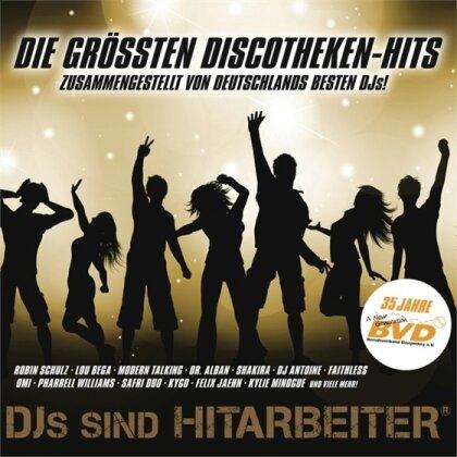 35 Jahre Bvd - Various - Die Besten Discotheken-Hits (3 CDs)