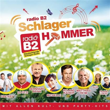 B2 Schlagerhammer (3 CDs)