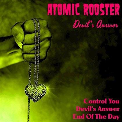 Atomic Rooster - Devil's Answer - 2017 Reissue