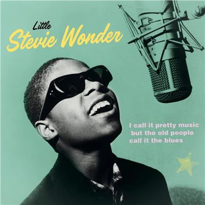 Stevie Wonder - Little Stevie Wonder - I Call It Pretty Music, But Old People Call It The Blues (LP)