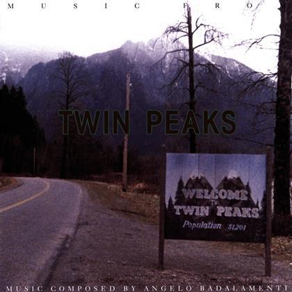 Angelo Badalmenti - Twin Peaks - OST (LP)