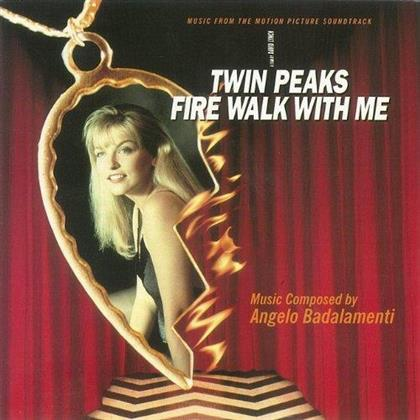 Twin Peaks - Fire Walk With Me & Angelo Badalmenti - OST. - 2017 Reissue (2 CDs)