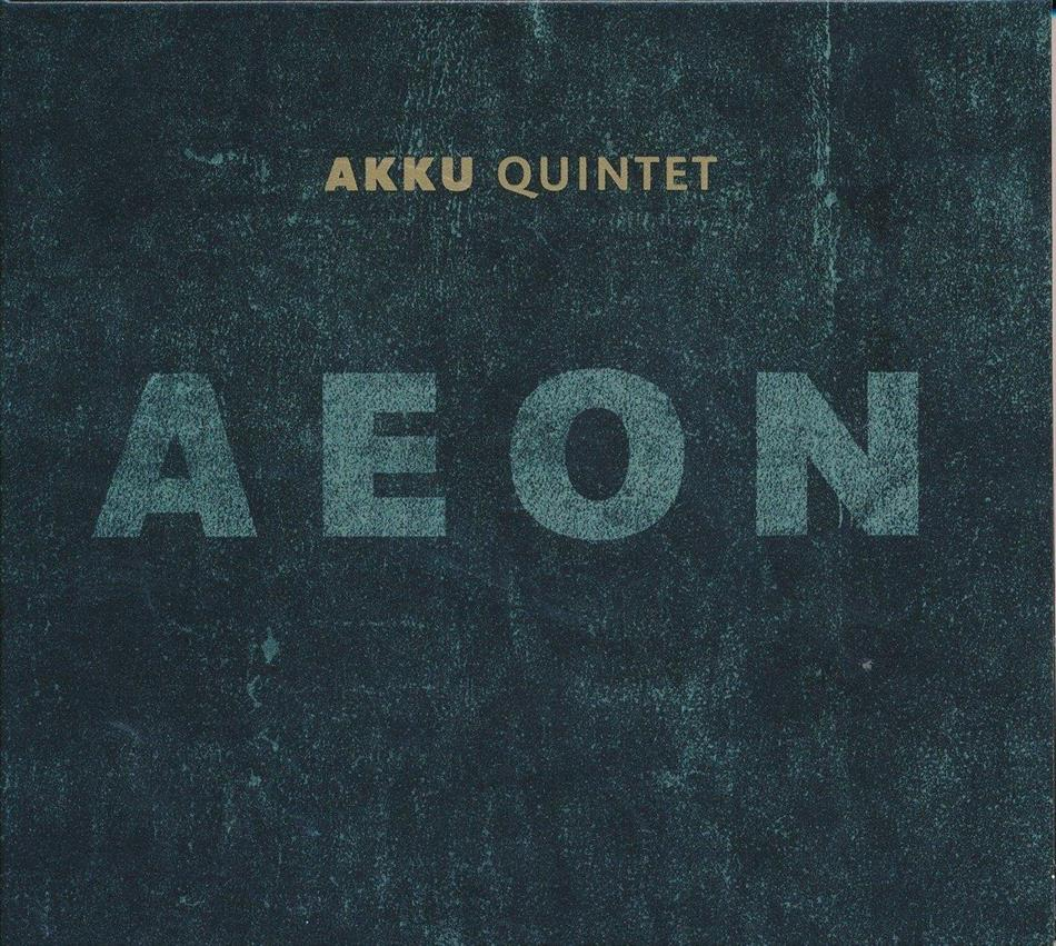 Akku Quintet - Aeon (2 LPs)