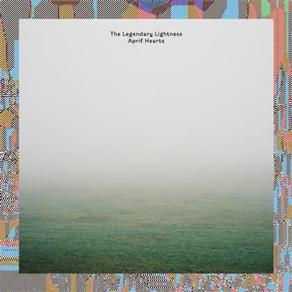 The Legendary Lightness - April Hearts (LP)
