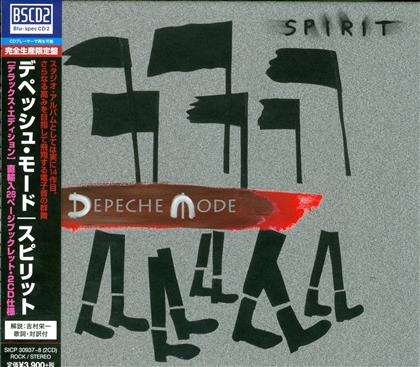Depeche Mode - Spirit (Japan Edition, Limited Edition, 2 CDs)