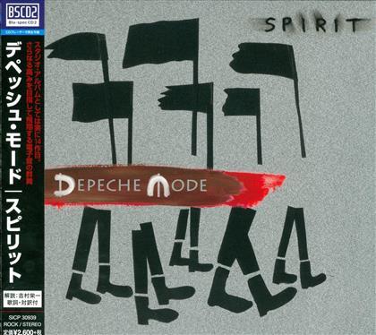 Depeche Mode - Spirit (Japan Edition)
