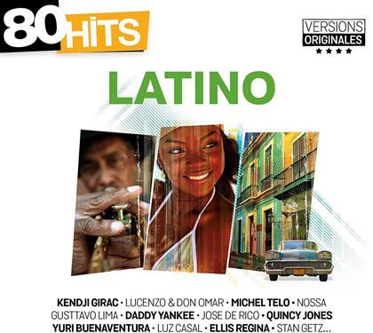 80 Hits Latino (4 CDs)