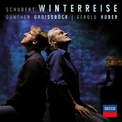 Günther Groissböck, Gerold Huber & Franz Schubert (1797-1828) - Winterreise / Schwanengesang (2 CDs)