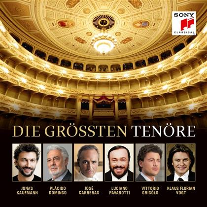 The Great Voices - Die Grossen Stimmen - Various (2 CDs)