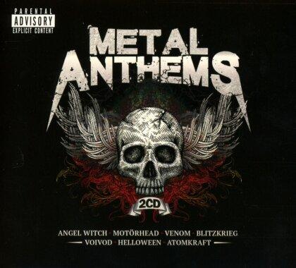 Metal Anthems (2 CDs)