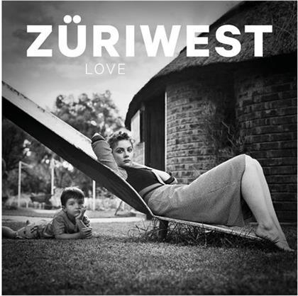 Züri West - Love (Digipack)