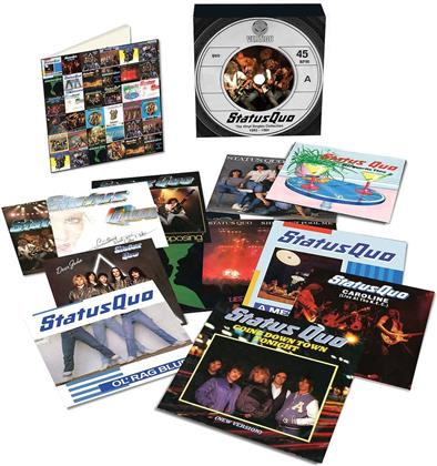 "Status Quo - Vinyl Singles Collection 1980-1984 (12 7"" Singles)"