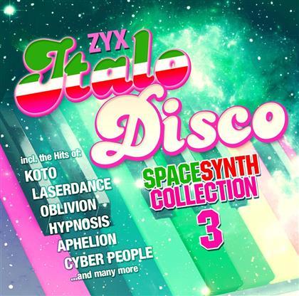 Zyx Italo Disco Spacesynth Collection 3 - Various (2 CDs)