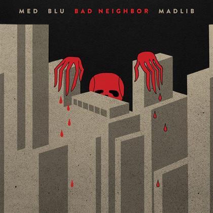 Madlib - Bad Neighbor - Instrumentals (2 LPs)
