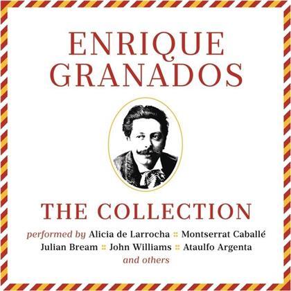 Enrique Granados (1867-1916) - Enrique Granados Collection (7 CDs)