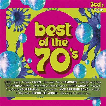 Best Of The 70s (3 CDs)