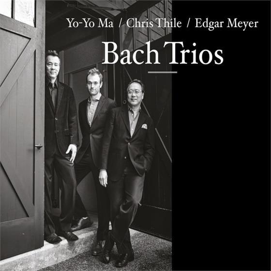 Yo-Yo Ma, Chris Thile, Edgar Meyer & Johann Sebastian Bach (1685-1750) - Bach Trios
