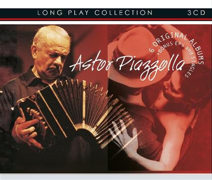 Astor Piazzolla (1921-1992) - Long Play Collection (3 CDs)