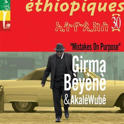 Ethiopiques & Akale Wube - 30: Mistakes On Purpose (LP)