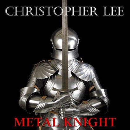 Christopher Lee - Metal Knight (LP)