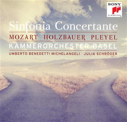 Kammerorchester Basel - Sinfonia Concertante