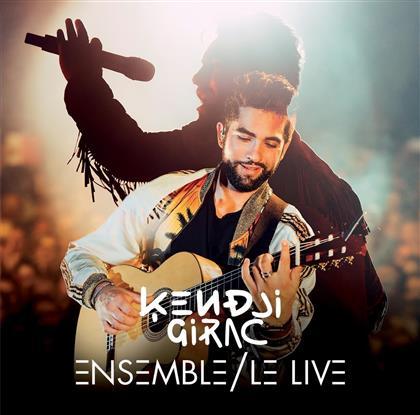 Kendji Girac - Ensemble - Le Live (CD + Blu-ray)