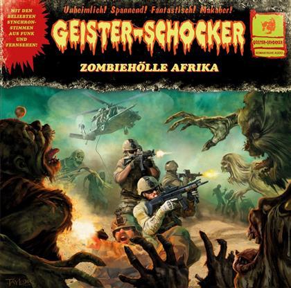 Geister-Schocker - Zombiehölle Afrika (Limited Edition, LP)