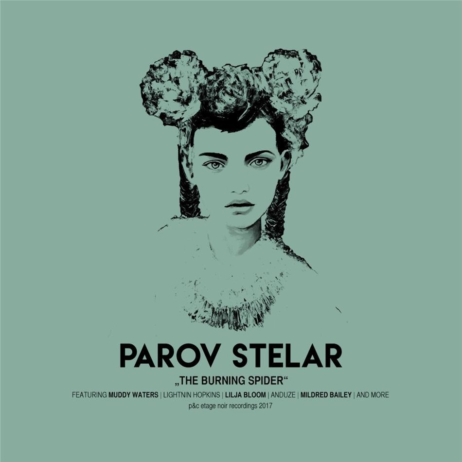 Parov Stelar - The Burning Spider (LP)